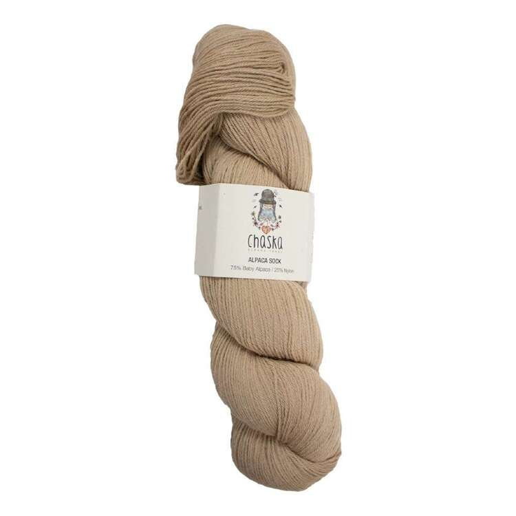 Chaska Alpaca Sock 4 Ply Wool Blend Yarn