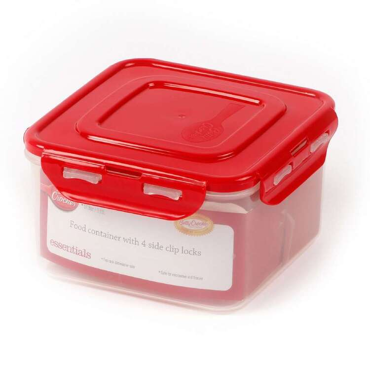 Betty Crocker Square Food Storage Container
