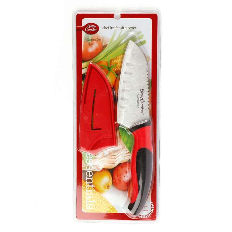 Betty Crocker 23 cm Chef Knife