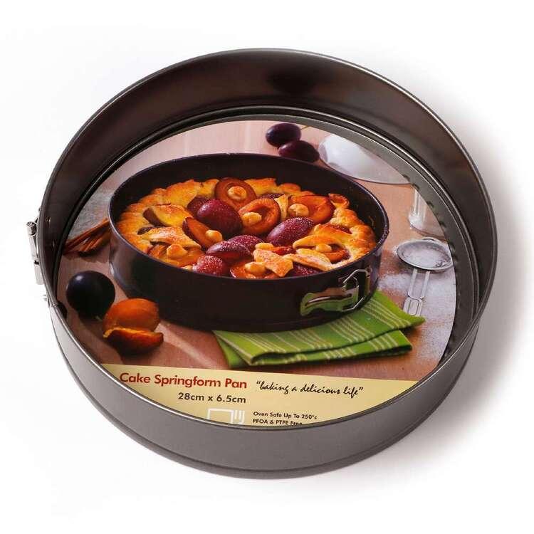 Tin Bakeware Round Springform Cake Pan