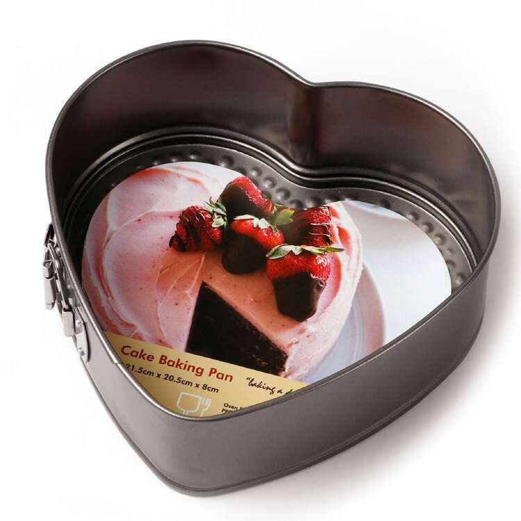 Tin Bakeware Heart Shape Cake Tin