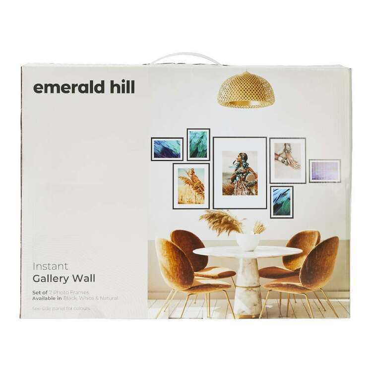 Emerald Hill 7 Piece Gallery Frame