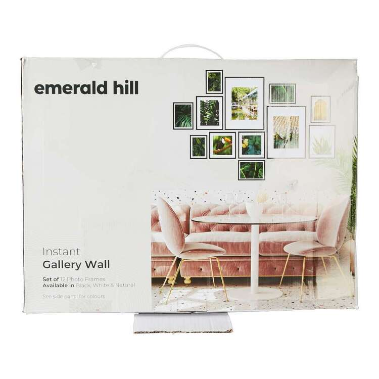 Emerald Hill 12 Piece Gallery Frame
