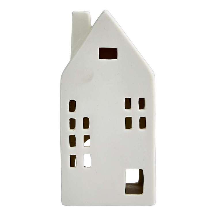 Bouclair Holiday Nostalgia Ceramic House
