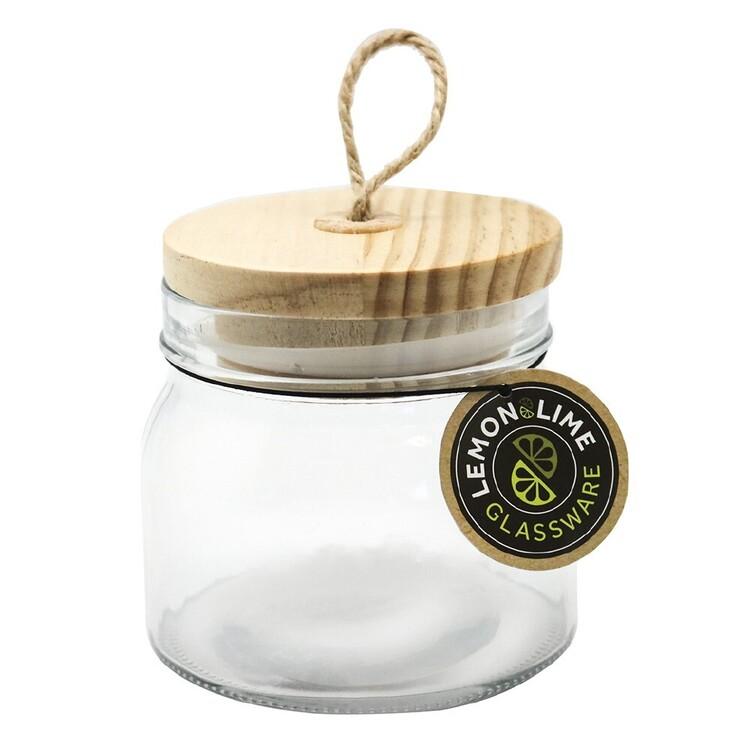 Lemon & Lime 500 mL Glass Jar