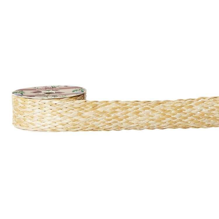 Rattan Torsade Braid Ribbon