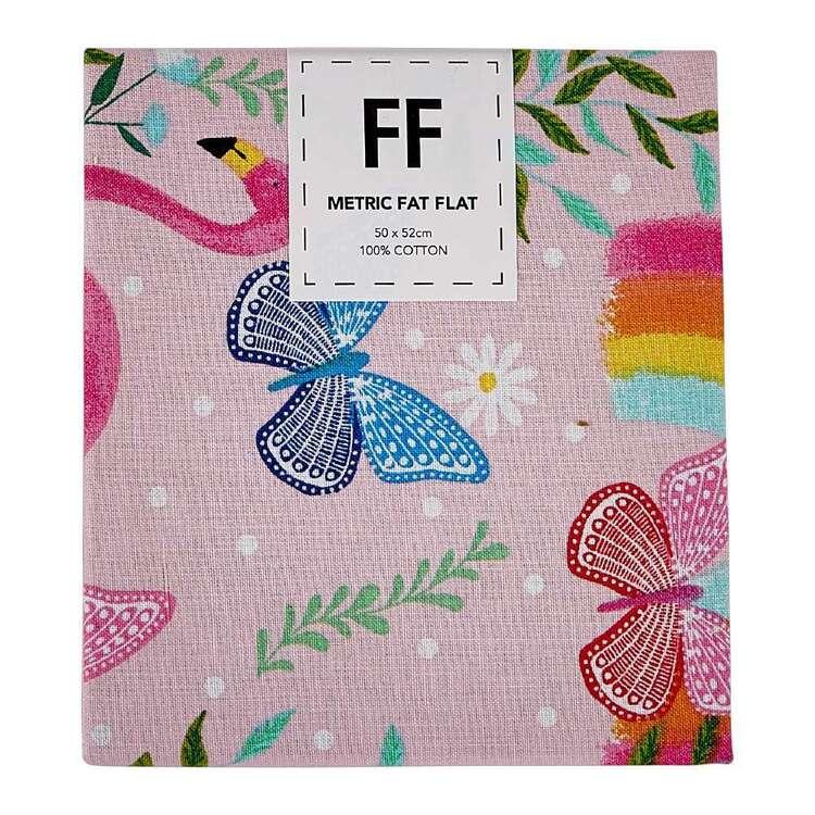 Flamingo Garden Flamingo Fun Flat Fat