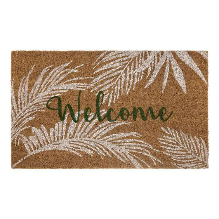 Bouclair Rio Welcome Coir Mat