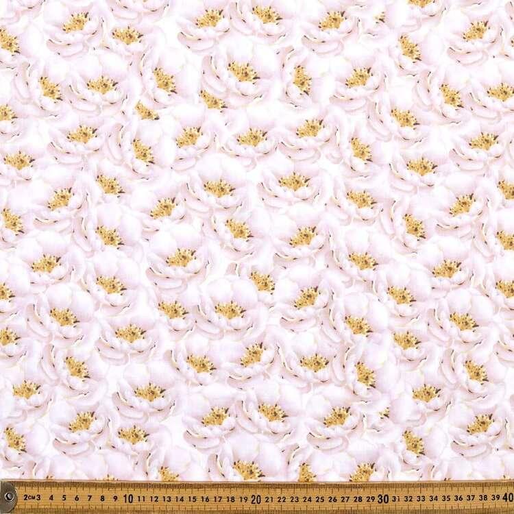 Peony Princess Just Peonies Cotton Fabric