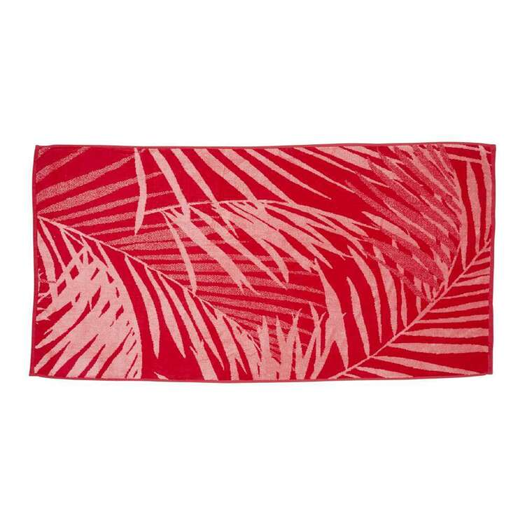 KOO Palm Frond Beach Towel