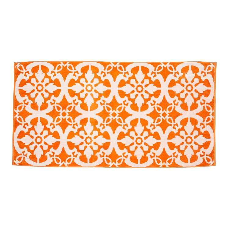 KOO Elite Moroccan Beach Towel