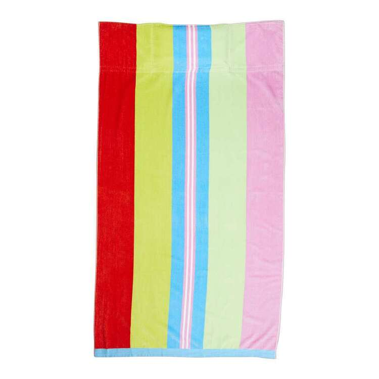 KOO Beach Towel with Pillow