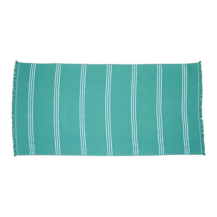KOO Terry Turkish Beach Towel