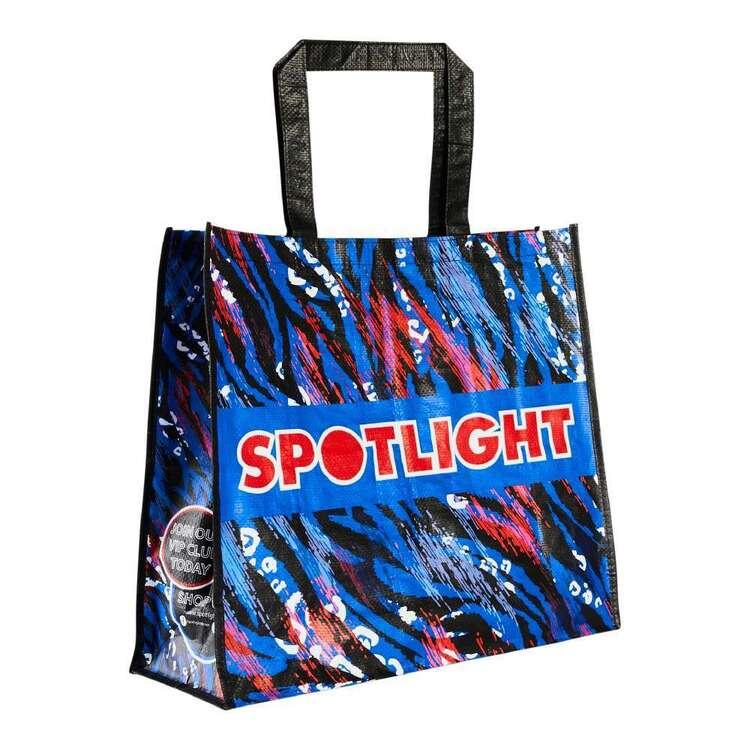 Spotlight Abstract Shopping Bag