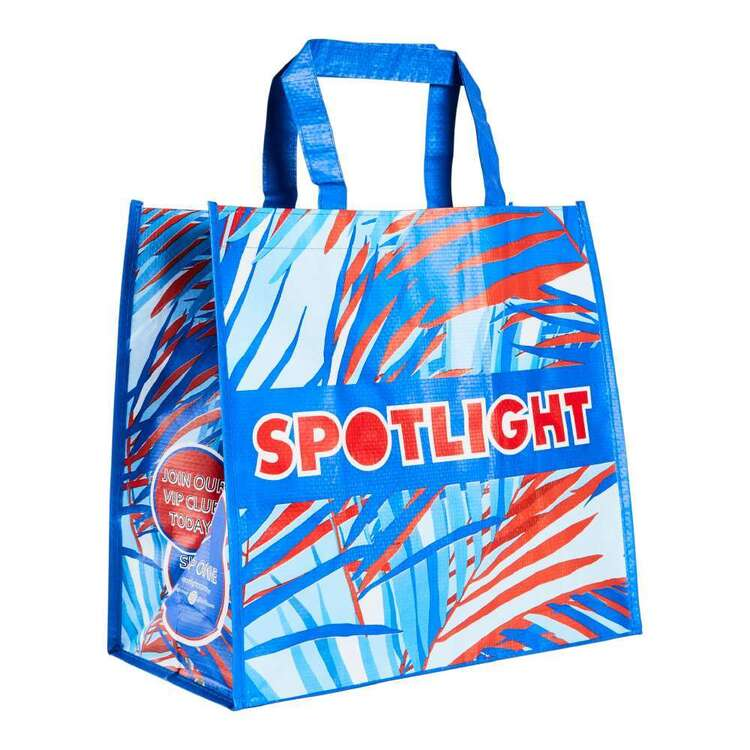 Spotlight Leaf Shopping Bag