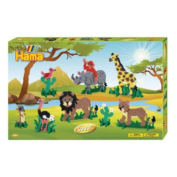 Hama Safari Small Boxed Gift Set
