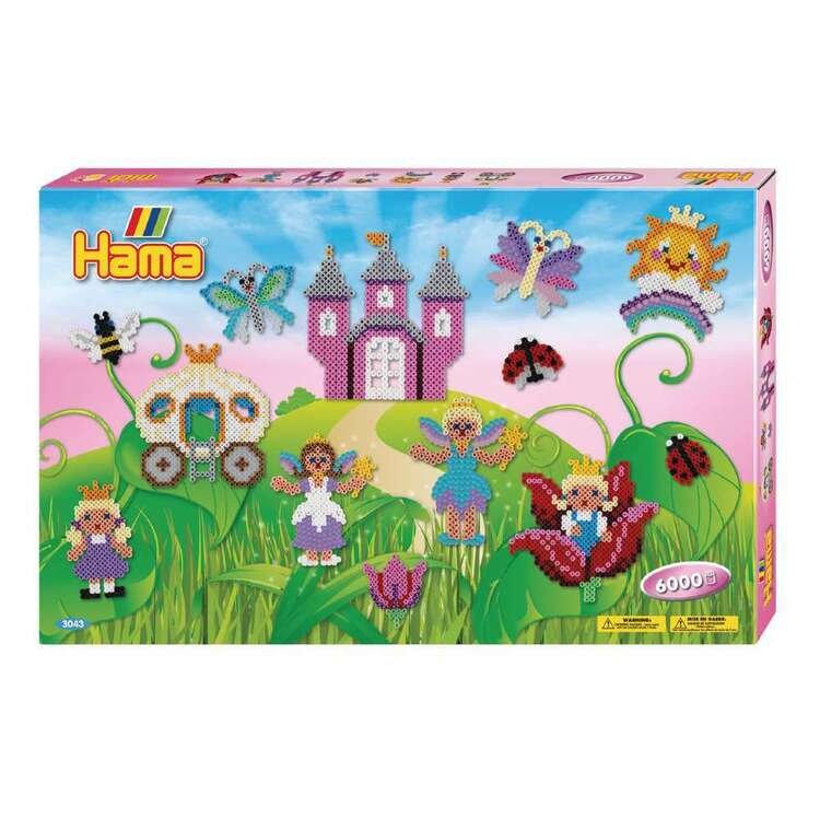 Hama Fairies Small Boxed Gift Set