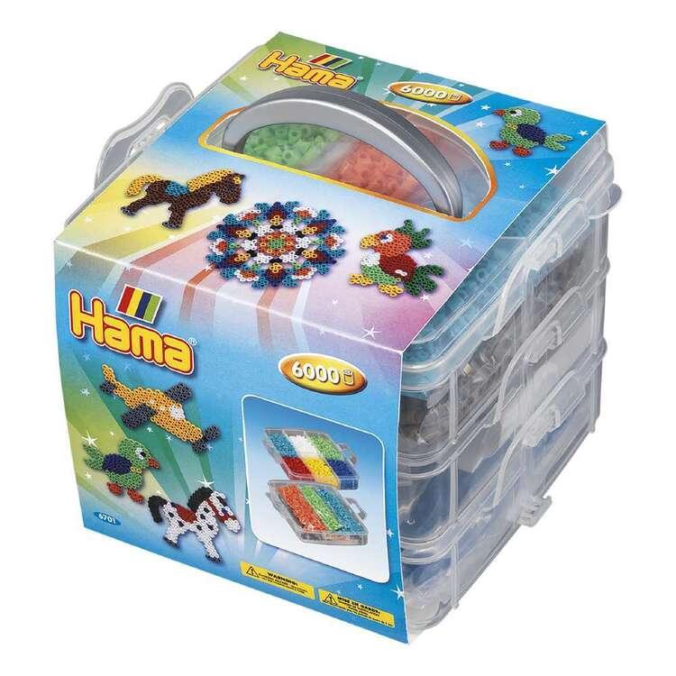 Hama Storage Box With Pegboard