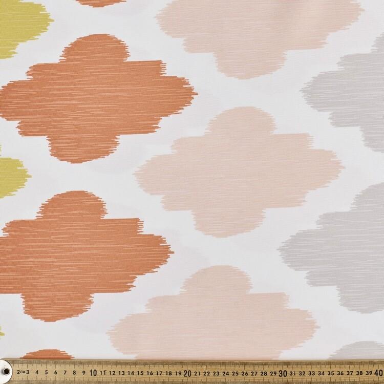 Diamond 150 cm Weatherproof Canvas Fabric