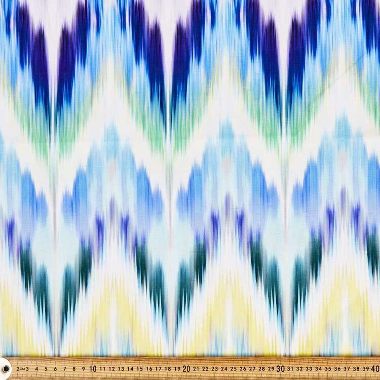 Kaleido Printed Canvas