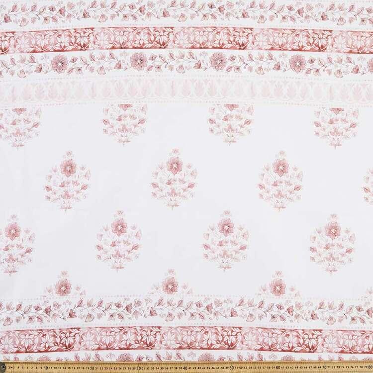Priya Printed Cotton Canvas Fabric