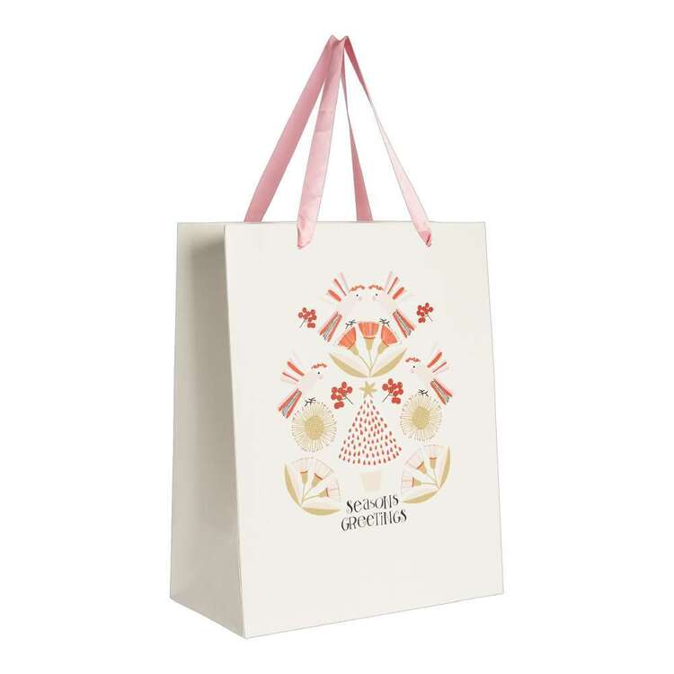 Jocelyn Proust Season's Greetings Large Gift Bag