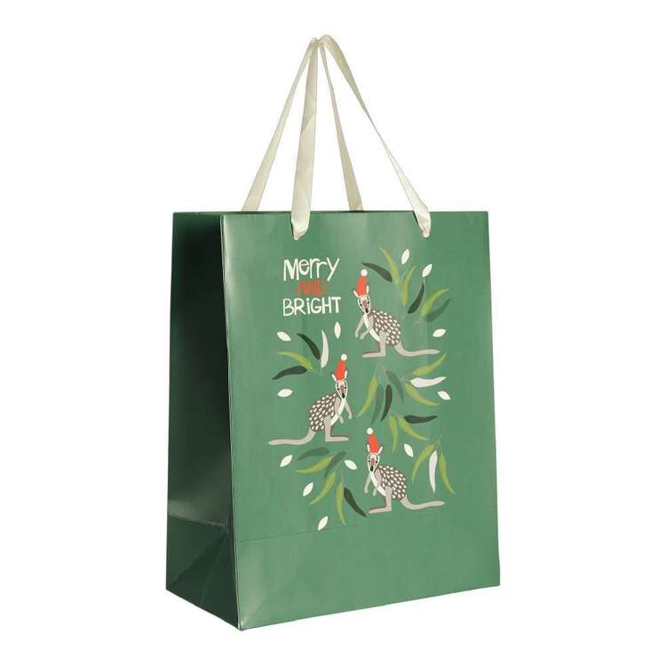Jocelyn Proust Merry & Bright Large Gift Bag Multicoloured Large