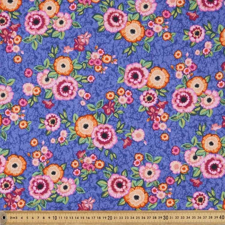 Marisol Bouquets Cotton Fabric