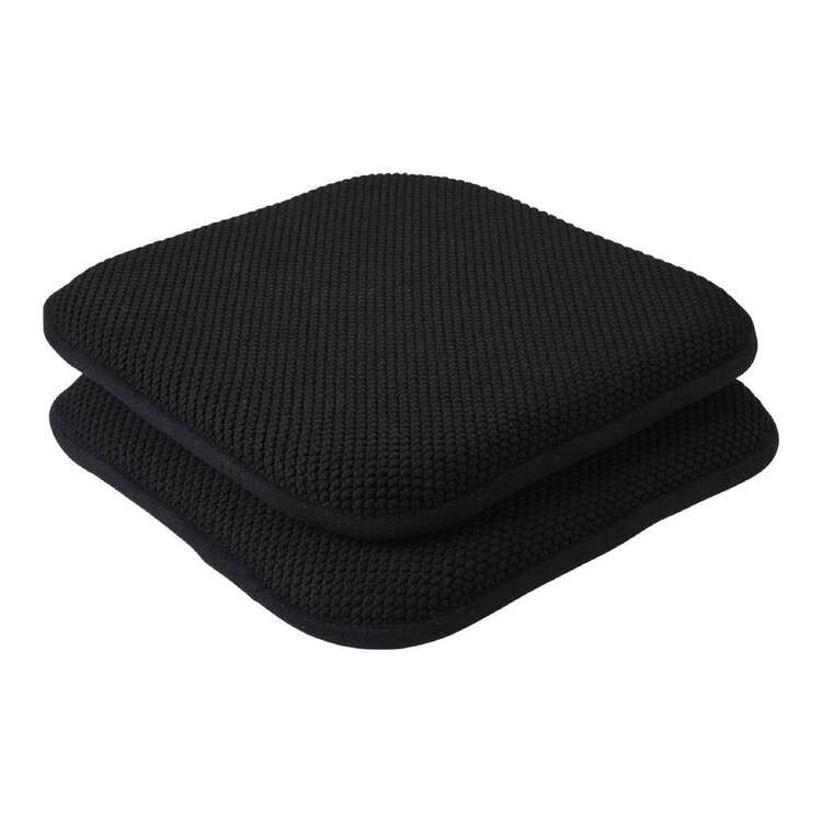 Emerald Hill Jon Memory Foam Chair Pad 2 Pack