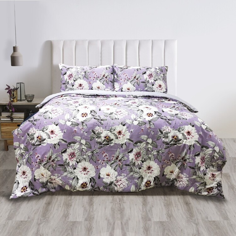 Emerald Hill Mila Quilt Cover Set