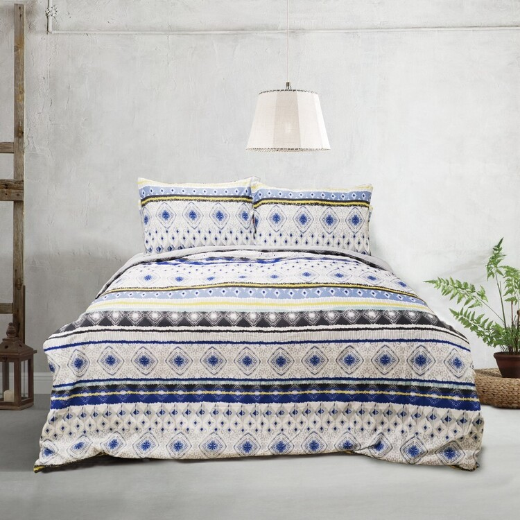 Emerald Hill Inka Quilt Cover Set