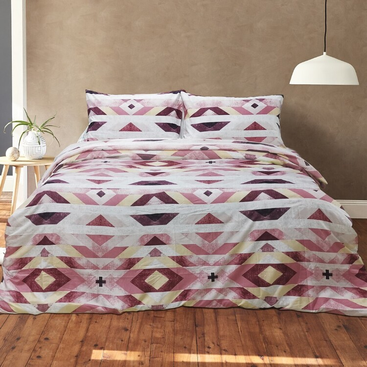 Emerald Hill Ethnica Quilt Cover Set