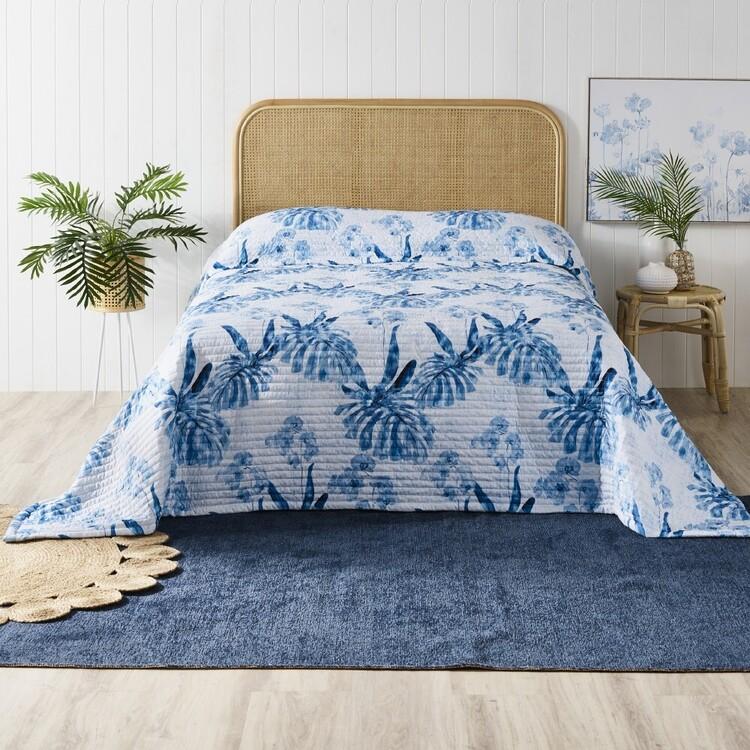 Logan & Mason Bora Bora Bedspread