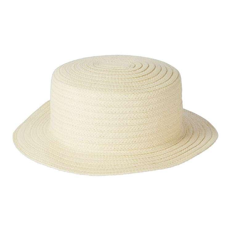 Maria George Medium Boater Hat