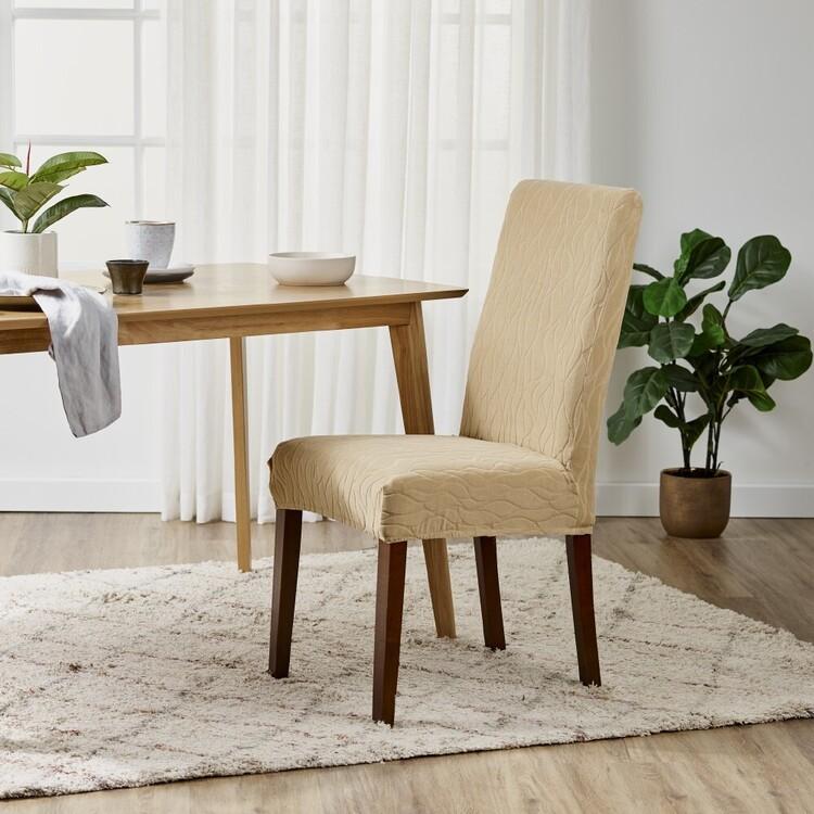 Ardor Wave Leaf Chair Cover