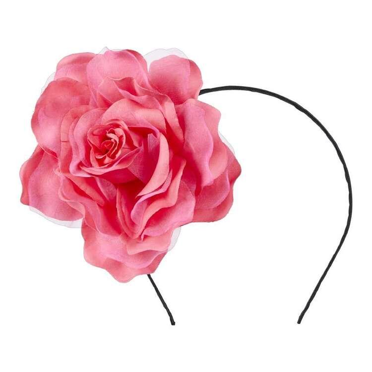 Maria George Fabric Flower Headband
