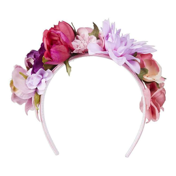 Maria George Mix Flower Headband