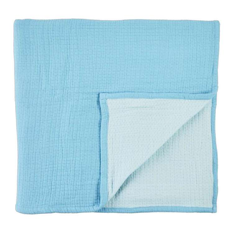 Koo Home Ganz Matelasse Reversible Throw