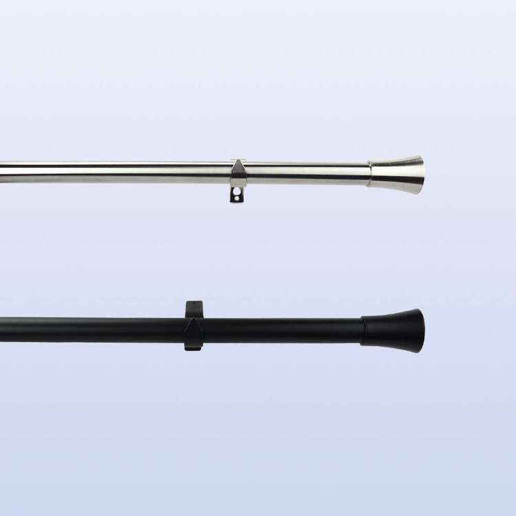 Windowshade 19/22mm Trumpet Rod Set