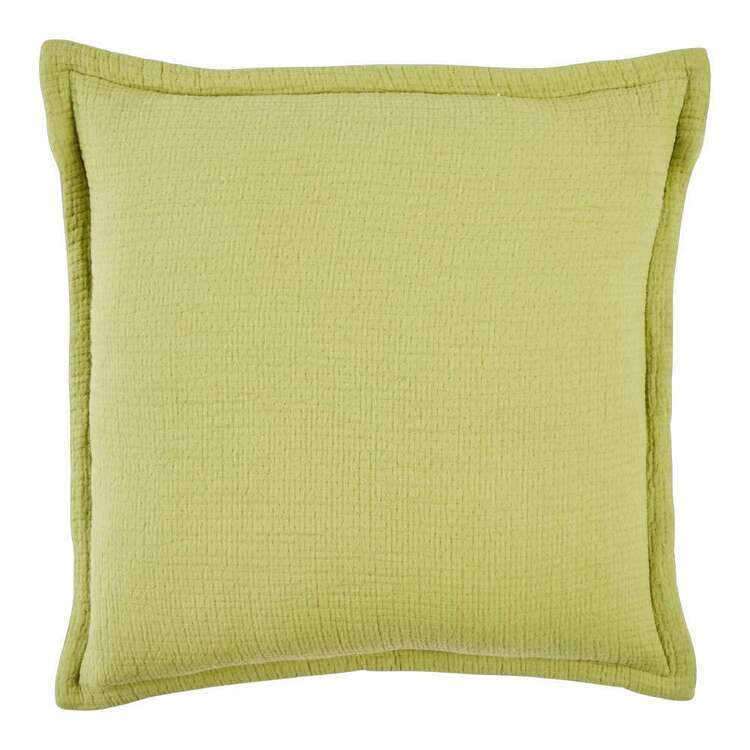 Koo Home Ganz Matelasse Reversible Cushion