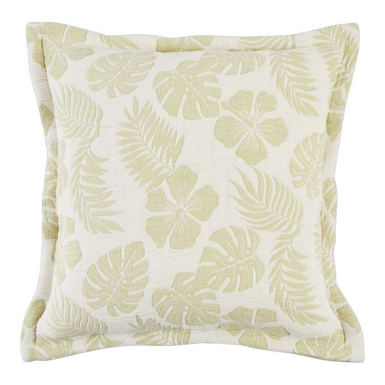 Koo Home Island Jacquard Reversible Cushion