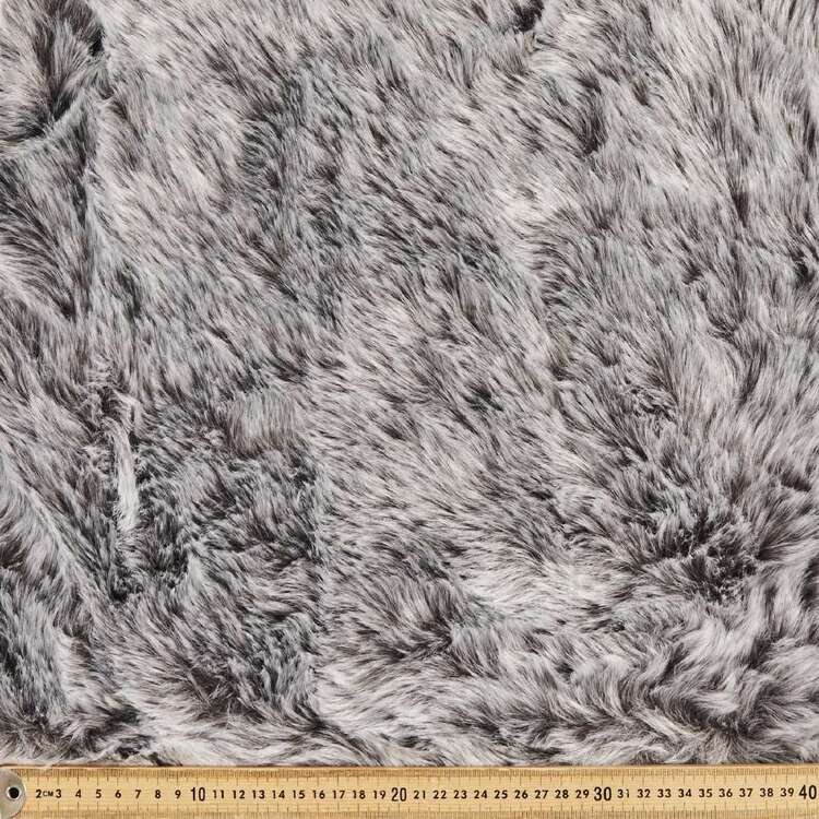 Printed #2 Designer Faux Fur 150 cm Fabric