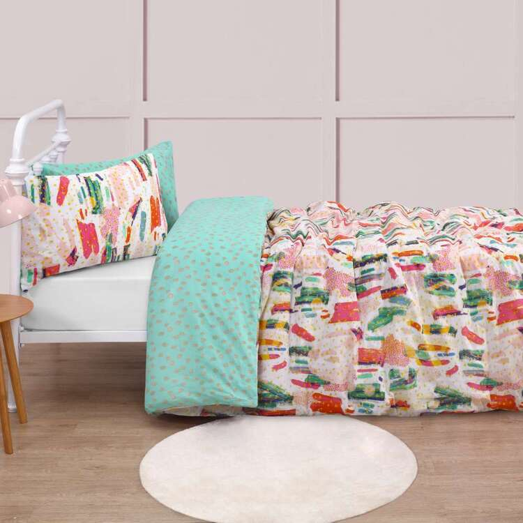 KOO Kids Happiness Quilt Cover Set