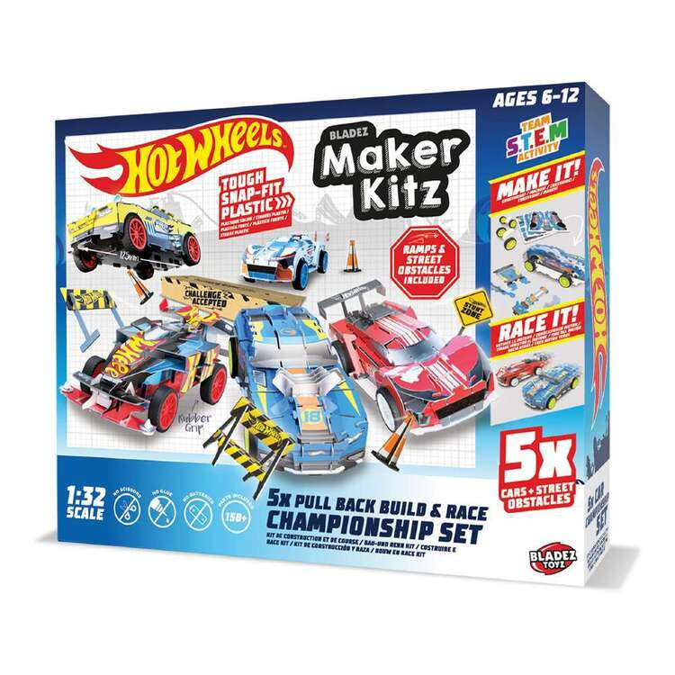 Hot Wheels Championship Set Maker Kitz