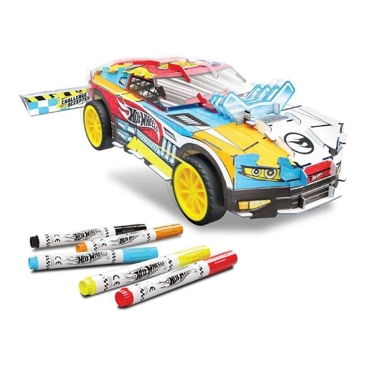 Hot Wheels Maker Kitz Design & Race Kit