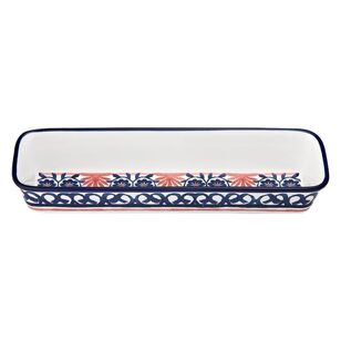 Ladelle Fiesta Rectangle Dish