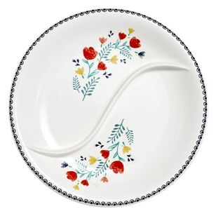 Villa Floral 2 Part Split Bowl