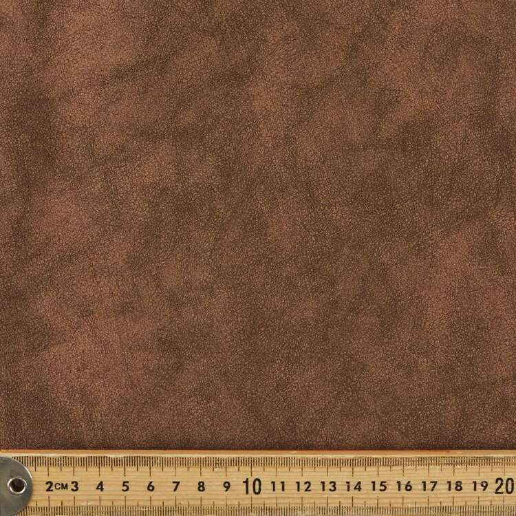 Party Play Plain 135 cm Smooth Pleather Fabric