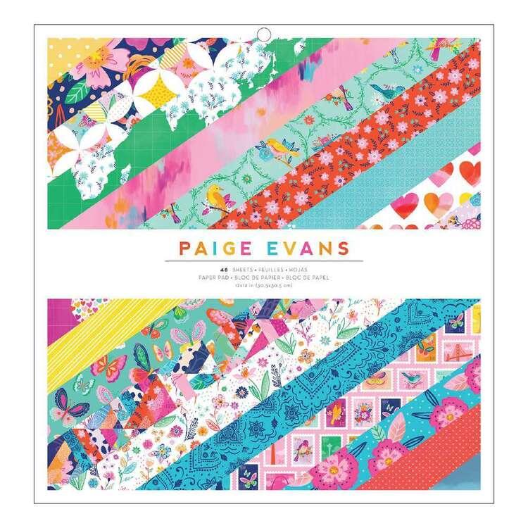 American Crafts Paige Evans Paper Pad