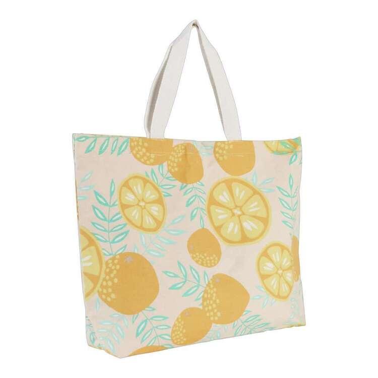 KOO Elite Lemon Beach Bag